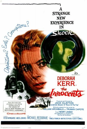 Innocents 1961 poster