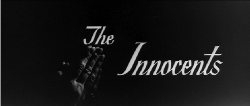 Innocents 1961 title card