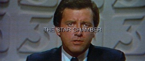 Star Chamber 1983 title card