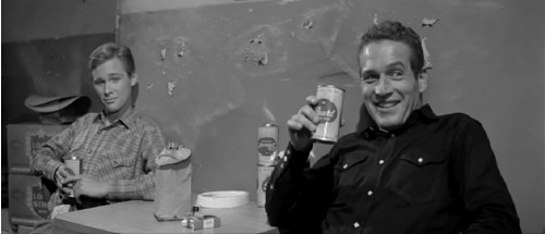 Hud 1963 Brandon de Wilde Paul Newman