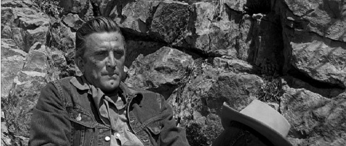 Lonely Are the Brave 1962 Kirk Douglas