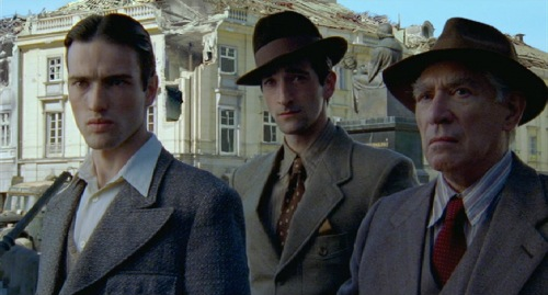 Pianist 2002 Ed Stoppard Adrien Brody Frank Finlay