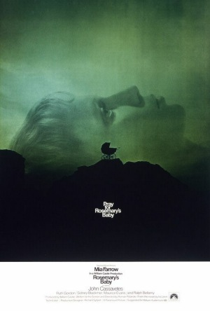 Rosemary's Baby poster A