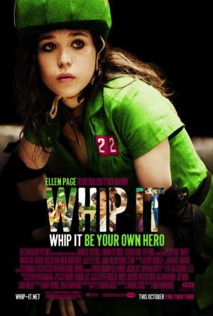 Whip It 2009 poster