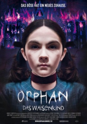Orphan 2009 French poster